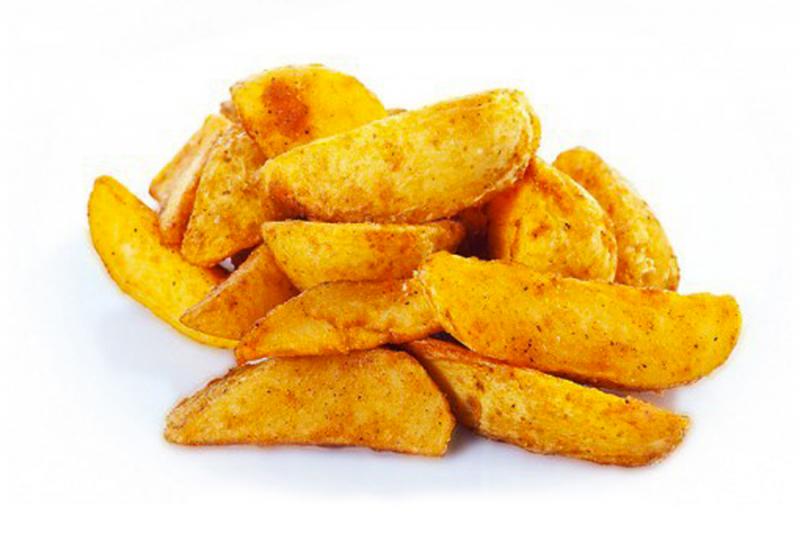 Картошка фри по деревенски